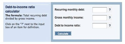 Debt To Income Ratio Calculator: How To Calculate Your Ratio