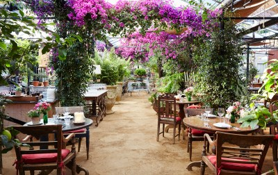 7 London restaurants with beautiful gardens