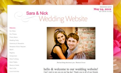 Wedding Websites: Why every couple should have one | The Mills