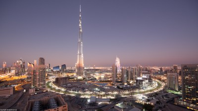 24 hours in Dubai (Time Lapse) / Gerald Donovan / The Superslice