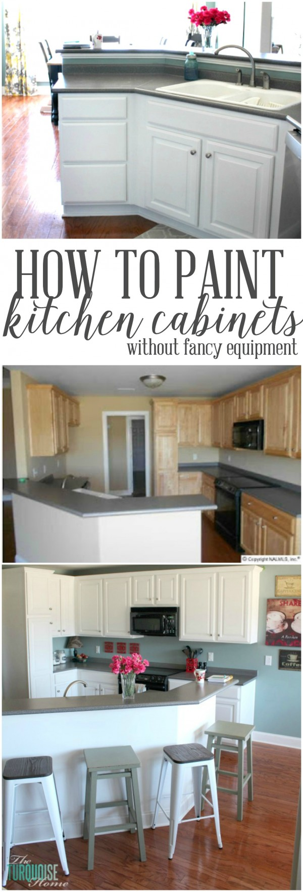 how to paint kitchen cabinets redoing kitchen cabinets Do your out dated cabinets need a lift This in depth tutorial will