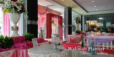 Dekorasi Katering   Paket Pernikahan Islami Terbaik