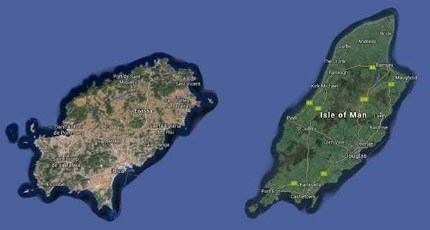 10 more things you may not know about Ibiza   The White Isle   Ibiza     Ibiza and the Isle of Man are nearly identical in size