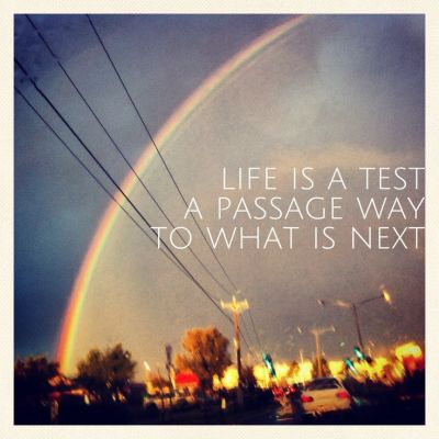LIFE IS A TEST! | Thought Process 101