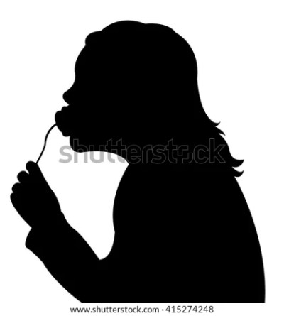 Eating Silhouette Stock Images, Royalty-Free Images & Vectors | Shutterstock