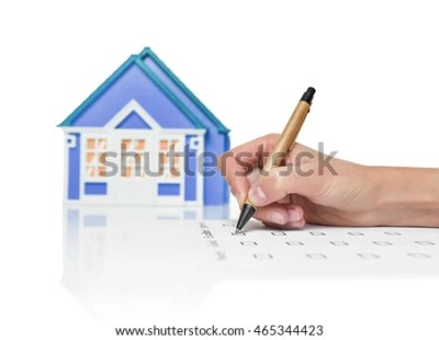 Businessman Rent Home By Mobile Application Stock Photo 579239149 - Shutterstock