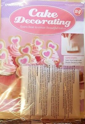 Cake decorating magazines   Zeppy io cake decorating magazine   24     gifts   free divided piping bags