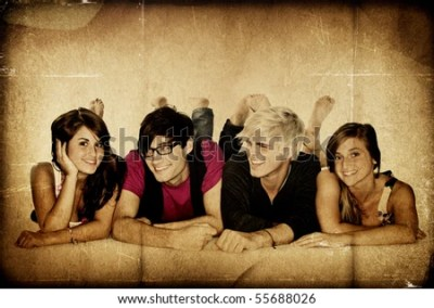 Group Of Teen Boys Stock Images, Royalty-Free Images ...