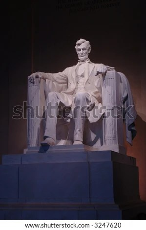 Lincoln Memorial Interior Stock Images, Royalty-Free Images & Vectors | Shutterstock
