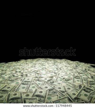Money Background Dollars Usa Financial Concept Stock Photo 117948445 - Shutterstock