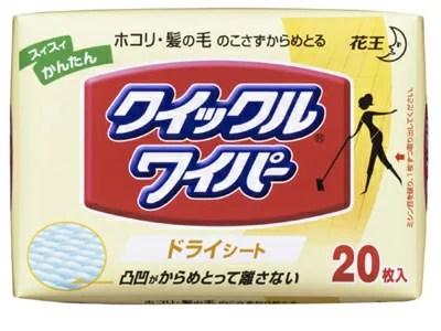 Dairy necesaries shop nagamine | Rakuten Global Market: Quickle wiper floor spare 20 pieces