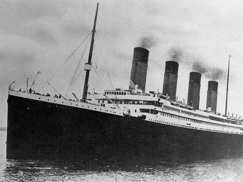 The Mystery of a Titanic Telegram   Smart News   Smithsonian titanic