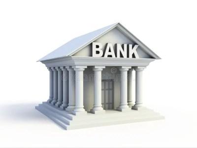Bank 3d icon stock illustration. Illustration of architecture - 12912421