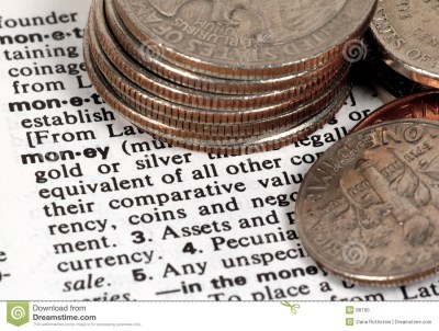 Definition of Money stock photo. Image of dictionary, currency - 88160