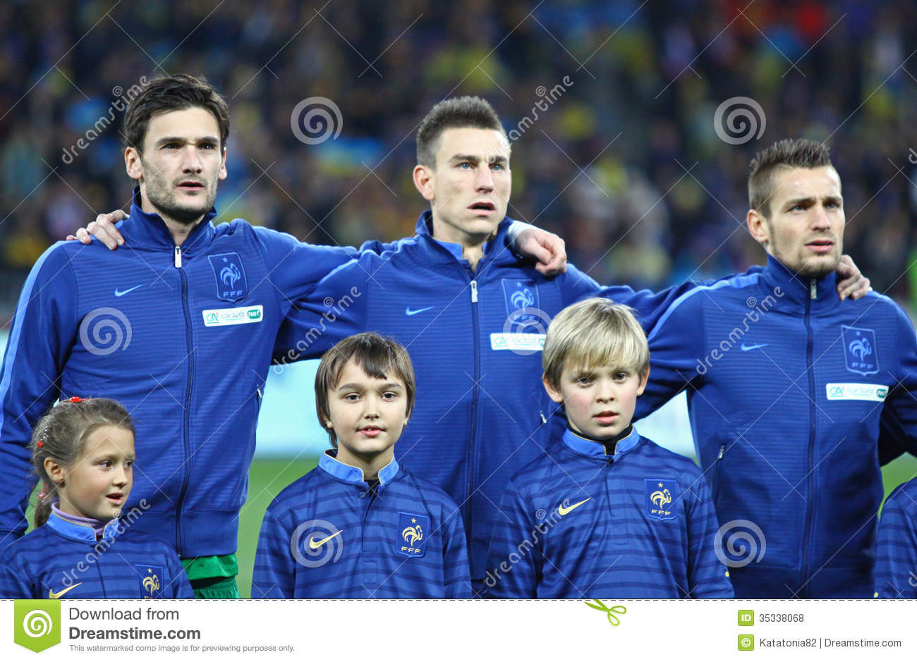 France National Football Team Players Editorial Stock Photo   Image     Download comp