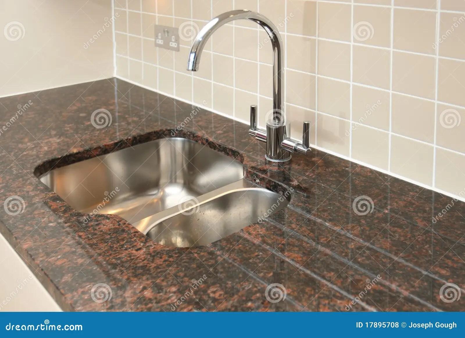 royalty free stock photos kitchen sink granite worktop image granite kitchen sinks Kitchen Sink with Granite Worktop