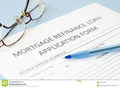 Mortgage Royalty Free Stock Photos - Image: 33284398