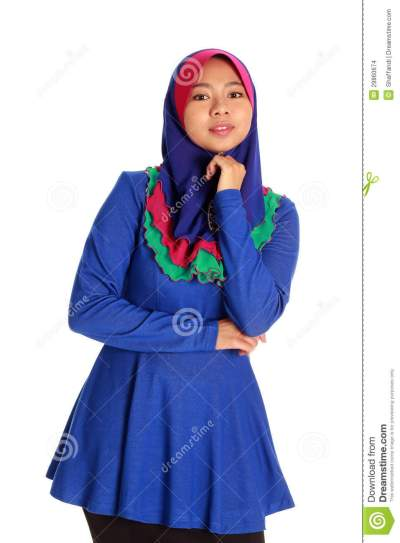 Muslimah Life Style Stock Images - Image: 29860674