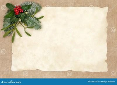 Old Fashioned Christmas Background Stock Photo - Image of noel, blank: 72982554