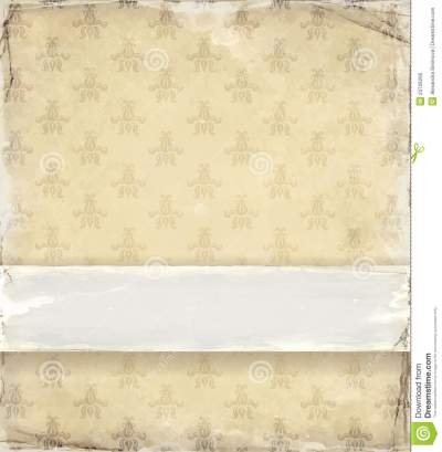 Old Fashioned Wallpaper Royalty Free Stock Photo - Image: 23726295