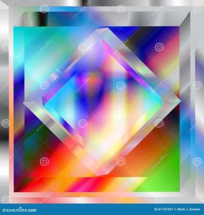 Prismatic Stock Vector - Image: 61747321