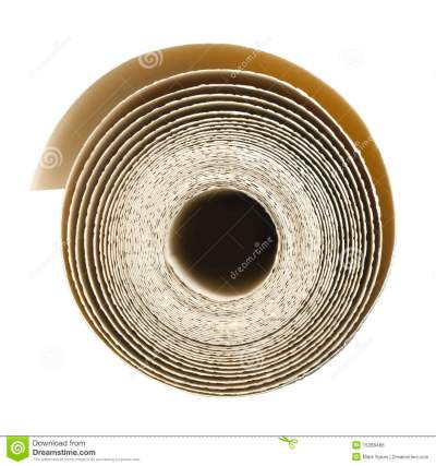 Roll of wallpaper stock photo. Image of wallpaper, circular - 15268486