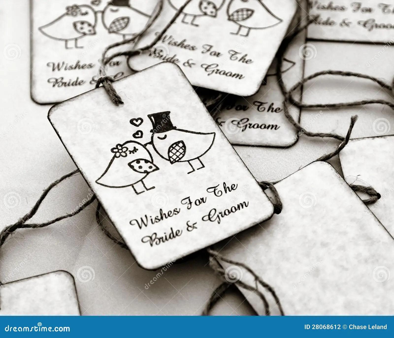 stock photography wedding gift tags image wedding gift Wedding gift tags