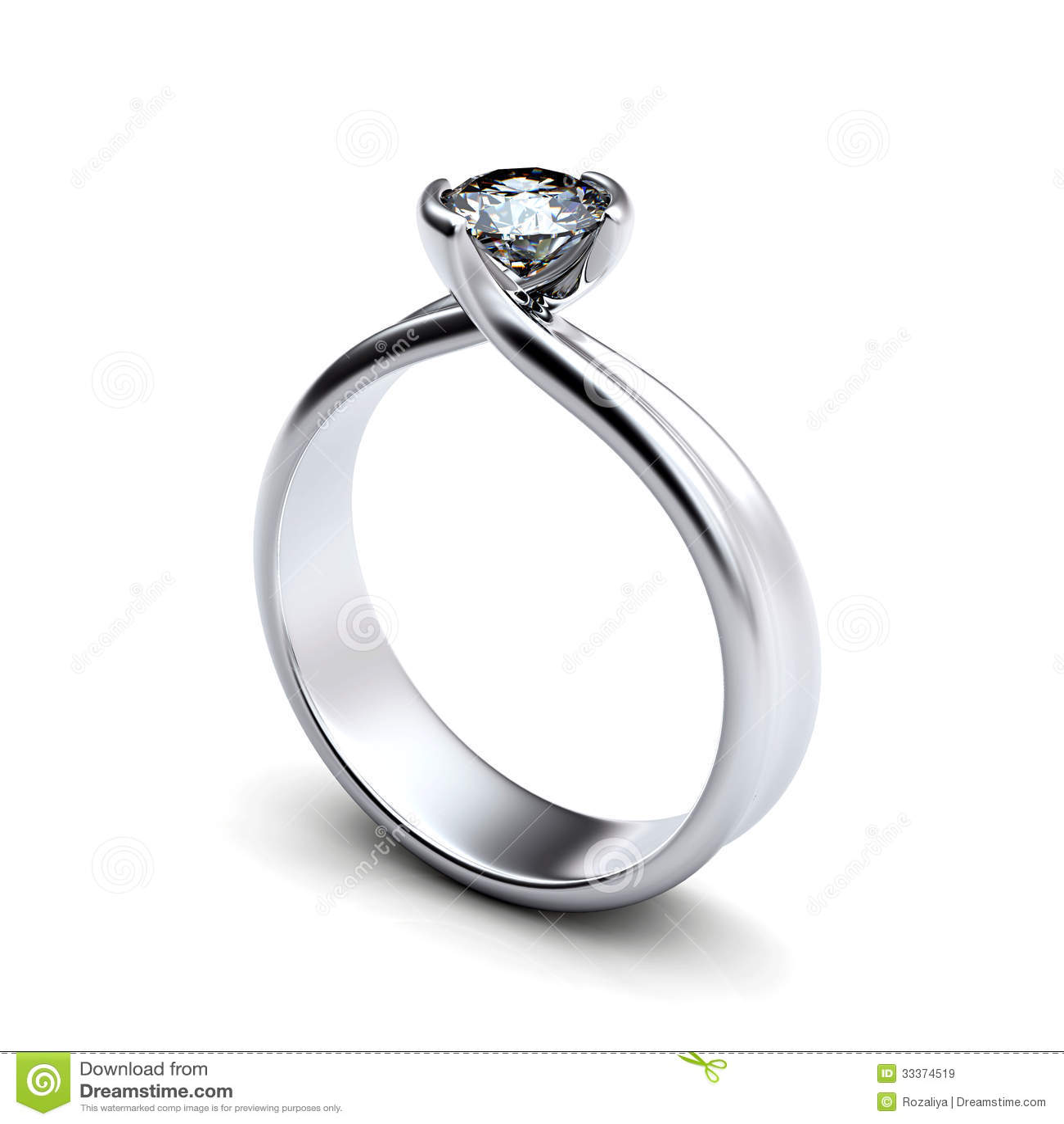 royalty free stock images wedding ring diamond isolated white background image wedding ring diamond Wedding Ring with diamond