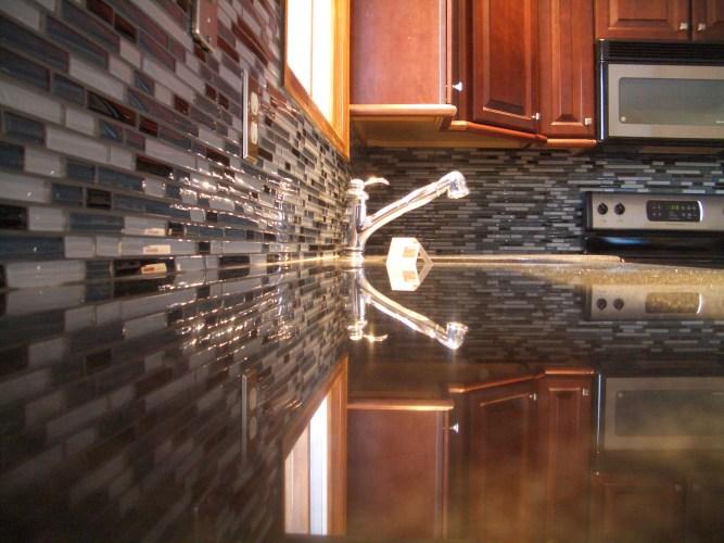 glass tile kitchen backsplash in fort collins kitchen glass backsplash Glass tile kitchen backsplash in Fort Collins
