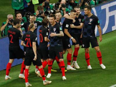 FIFA World Cup 2018: Croatia beat England 2-1 – Narms.com