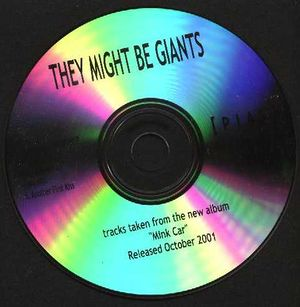 Tracks Taken From The New Album 'Mink Car' - TMBW: The They Might Be Giants Knowledge Base