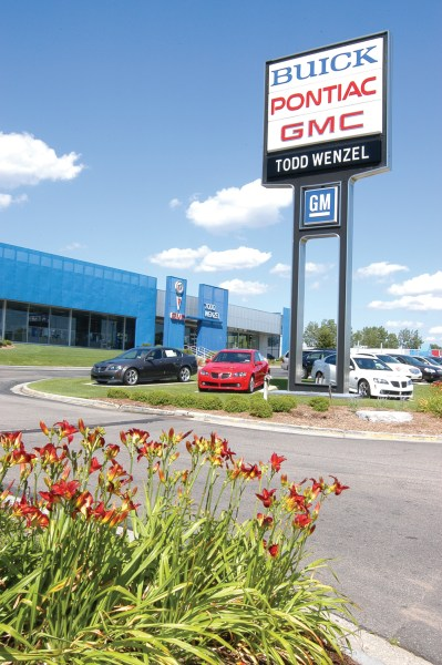 Todd Wenzel Buick GMC   Todd Wenzel Automotive     Todd Wenzel Buick Pontiac GMC  In