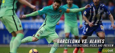 2017 Copa del Rey Final – Barcelona vs Alaves Predictions