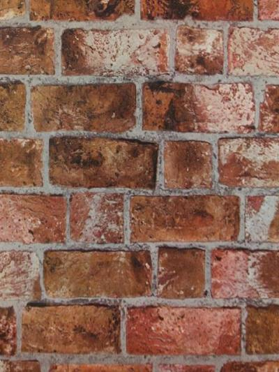 HE1046 Textured Brick Wallpaper