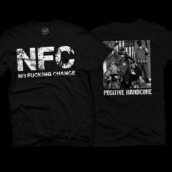 NFC - Support Positive Hardcore Tee