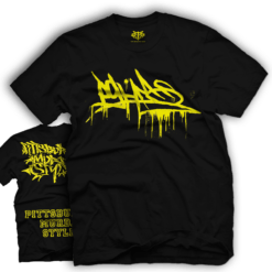 PGH MURDA STYLE SHIRT TTP RECORDS ON SALE