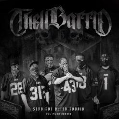Thell Barrio - Straight Outta Barrio - CD
