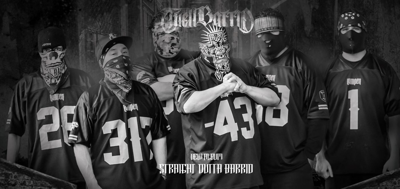 Thell Barrio - Straight Outta Barrio - New Album - This Fall 2015