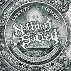 Nothing is Sacred - At What Cost (CD)