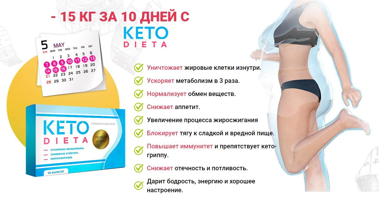 Таблетки Кето Диета Цена В Аптеке Москва