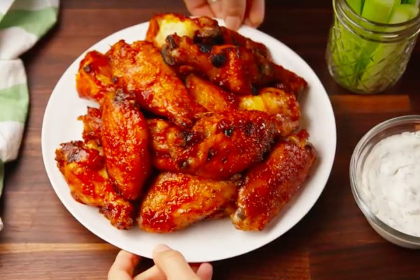 These Bloody Mary Wings Are Your New Super Bowl Staple