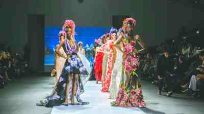 Xperience Johannesburg's Mercedes-Benz Fashion Week - TRACE