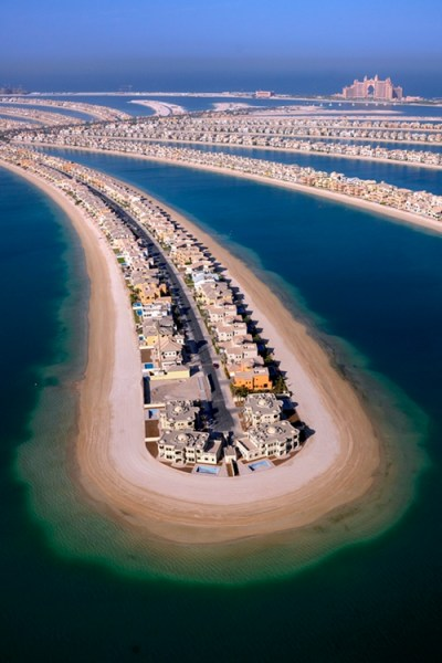 Interesting Facts About The Palm Islands In Dubai