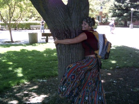 Dsci Hugging Of Trees