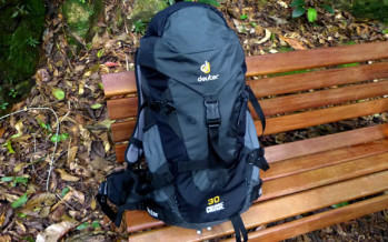 Review Mochila Deuter Cruise 30