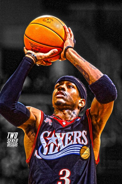New NBA Smartphone Wallpapers | Two Seven Designs