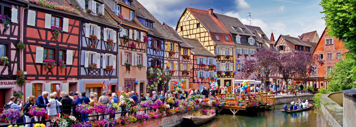 Tourism in Colmar, France - Europe's Best Destinations