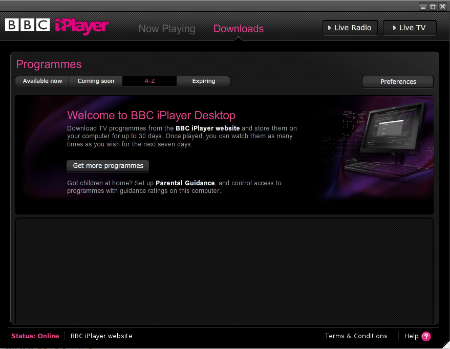 Install BBC iPlayer Desktop get Live Radio Live TV in Ubuntu     Install BBC iPlayer Desktop get Live Radio Live TV in Ubuntu