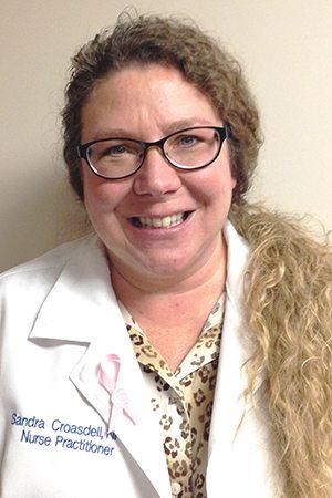 Sandra Croasdell, NP - Upper Great Lakes Family Health Center