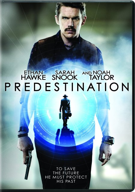 Predestination Dvd Cover